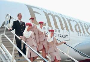 Emirates es el principal operador del Airbus 380 en el mundo