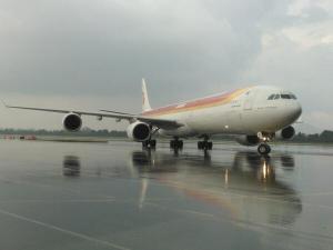 Iberia IB6586 2