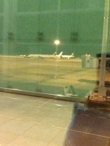 Un par de A321 de Lufthansa durmiendo en BCN