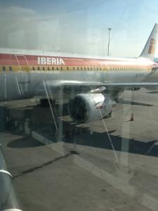 El A321 en destino