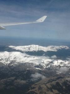 Sobrevolando España