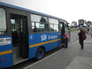 El bus 500 del Sitp