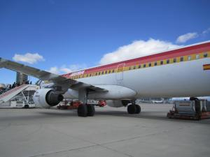Airbus A321 de Iberia, EC-JNI