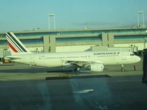 Un A320 de Air France