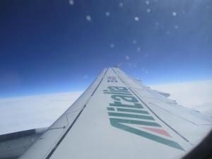 Queda claro en qué aerolínea volaba