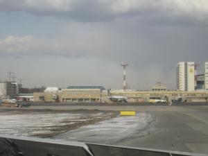 Pulkovo, el aeropuerto de San Petersburgo