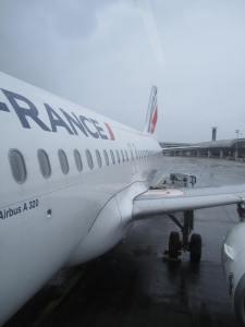 El A320 en destino