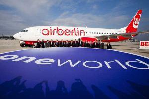 Air Berlin a Oneworld, vía EMOL