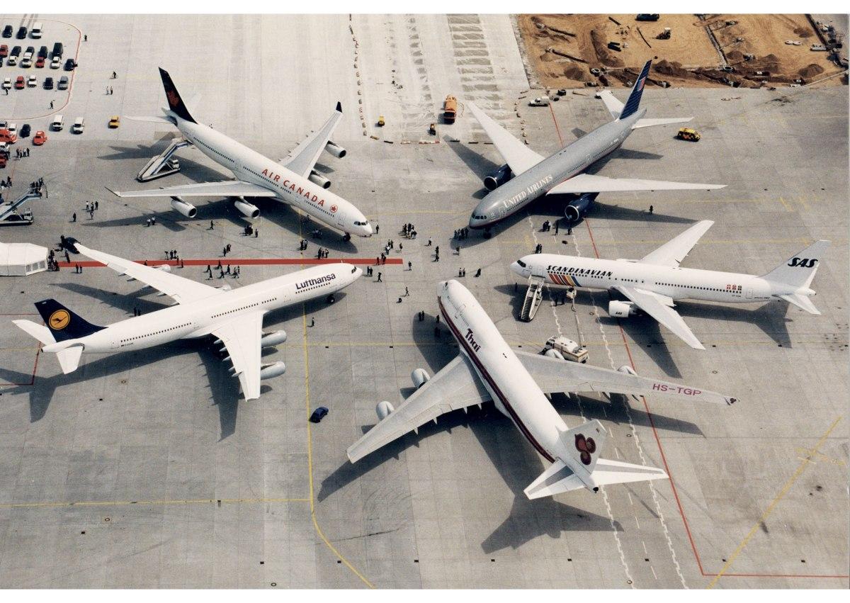 Resultado de imagen de grupos y alianzas aviación