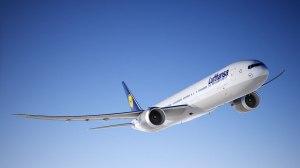 Lufthansa le apostó al B777X, pero también al A350
