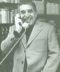 Entrevista tras entrevista. El Nobel de Gabo. En El Colombiano