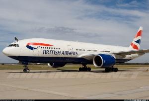 El G-YMMO llegado a Melbourne con Tony Blair a bordo. Foto de Brendan Vanderwerf en Airliners