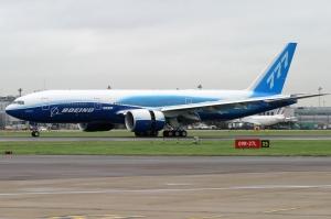 El B777-200LR llegando a Londres tras su vuelo de más de 22 horas desde Hong Kong. Por Dennis Lau en Flickr