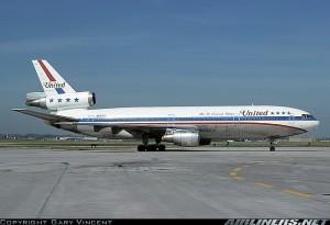 En un DC-10 como éste viajó Richard Nixon en un vuelo regular, siendo presidente de Estados Unidos. En Airliners
