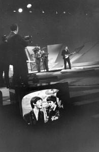Los Beatles en el Ed Sullivan's Show. En Newsweek