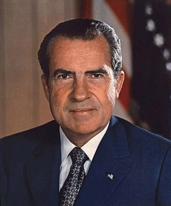 Richard Nixon. De Wikipedia