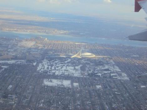 Estadio Olímpico de Montreal, por @ishosholoza