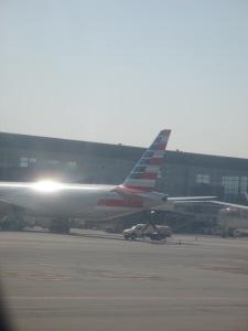 B777-300ER de American en Sao Paulo