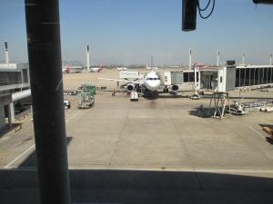 A320 de TAM ya en destino
