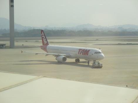 A321 de TAM en Rio de Janeiro