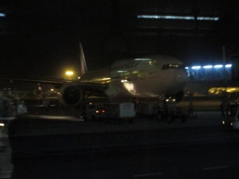 B777-300ER de Air France en Sao Paulo